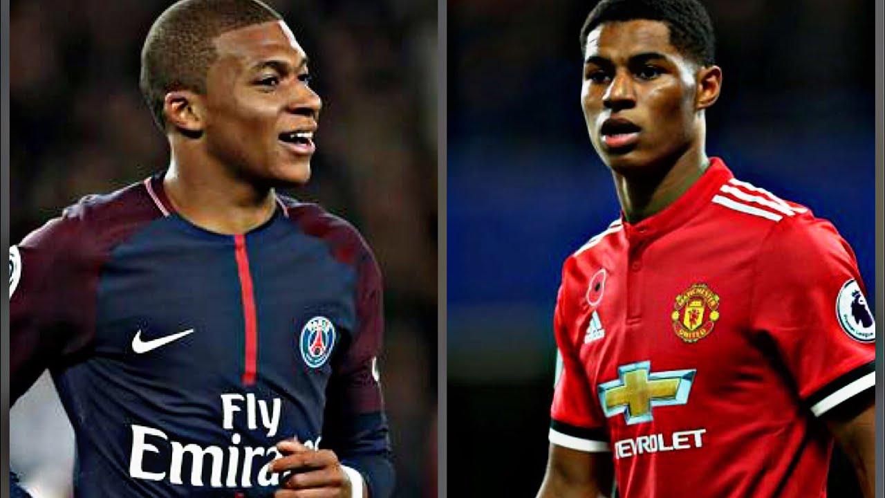 Who Is Better Kylian Mbappe Or Marcus Rashford Man Utd Core