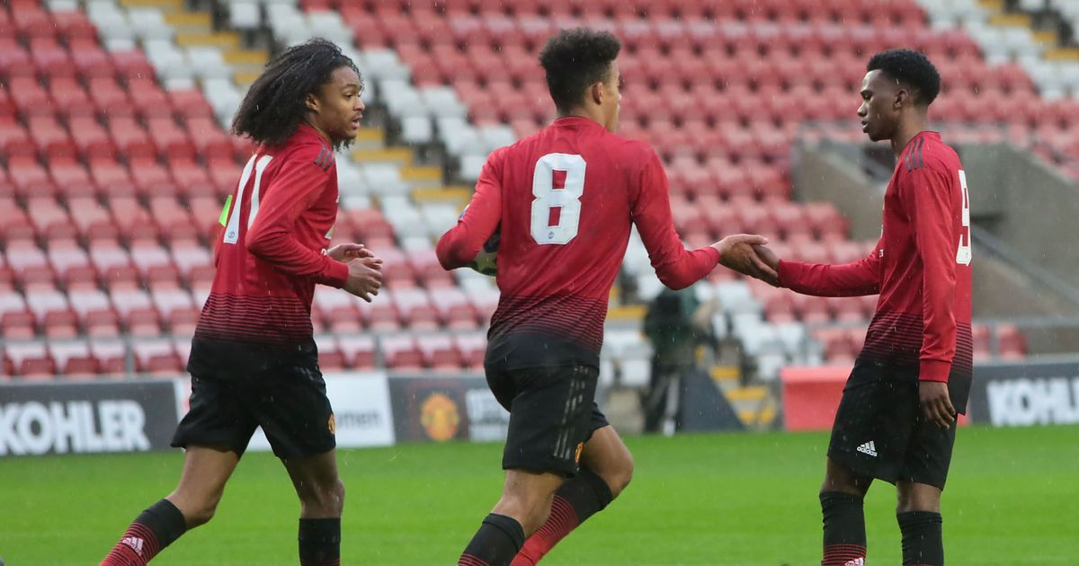 Youth Sensations Who Can Make A Breakthrough In First Team Man Utd Core