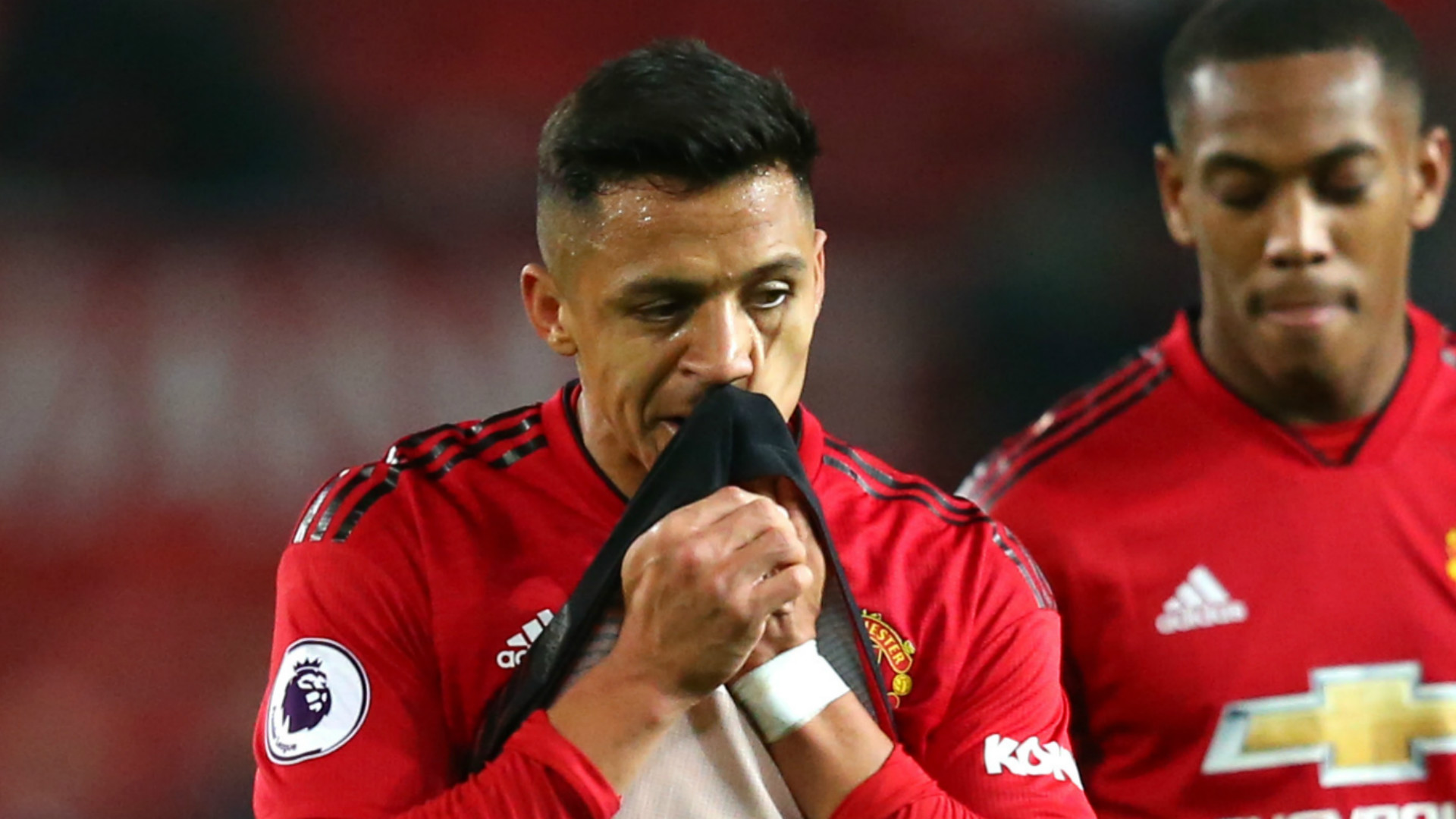 Alexis Sanchez Claims He Wasnt Given A Regular Chance To