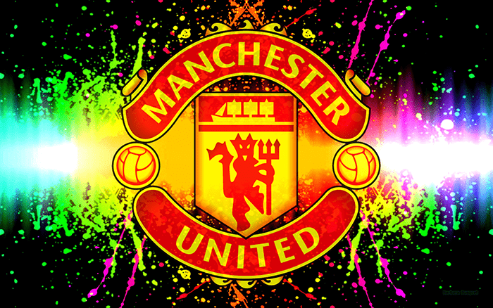 Man Utd HD Logo Wallapapers For Desktop [2020 Collection