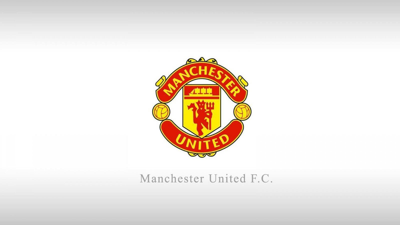 Man Utd Hd Logo Wallapapers For Desktop 2020 Collection Man Utd Core