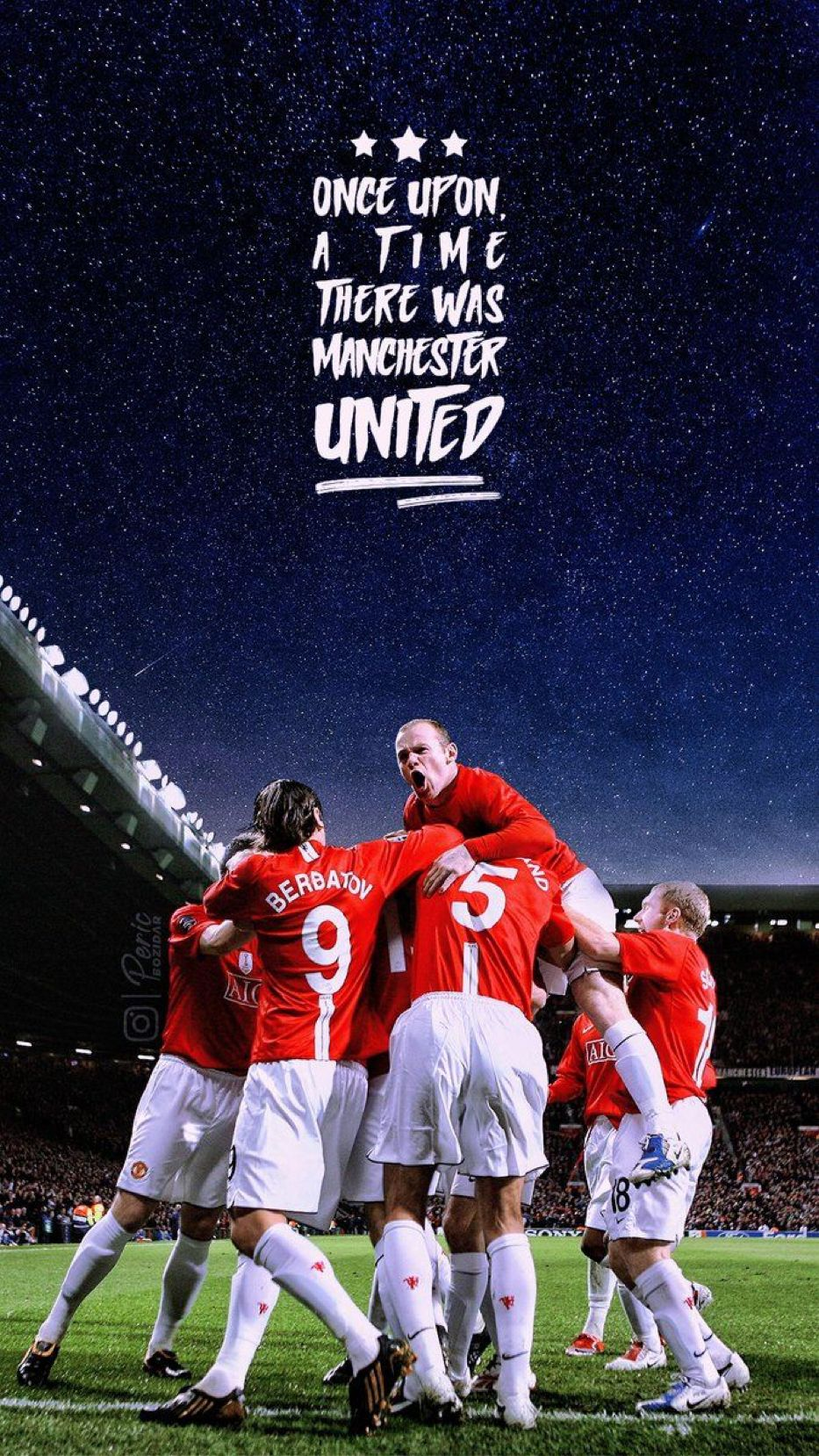 Manchester United Players 2019 Wallpaper