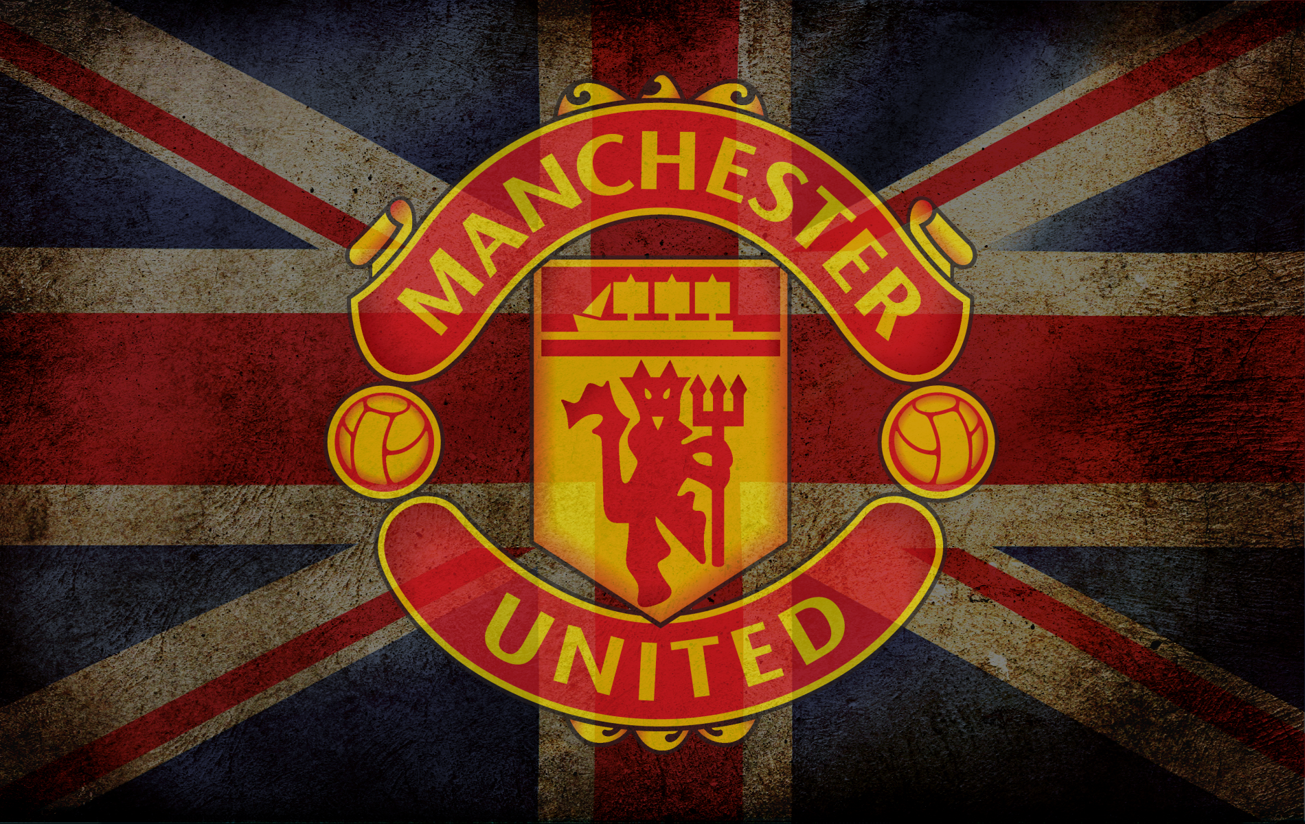 Man Utd HD Logo Wallapapers for Desktop [2020 Collection ...