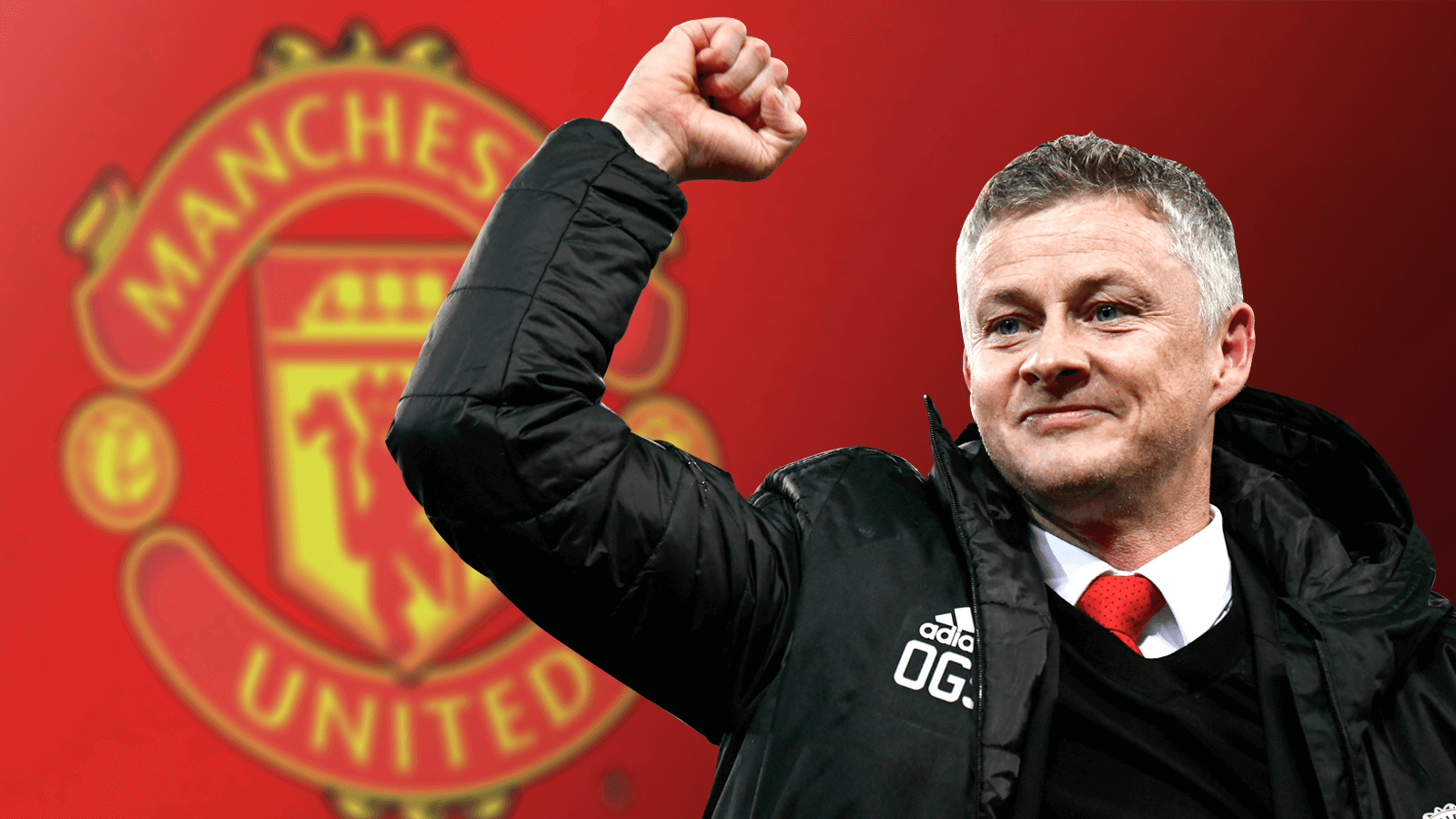 Ole Gunnar Solskjaer Man Utd Manager's Desktop Wallpapers