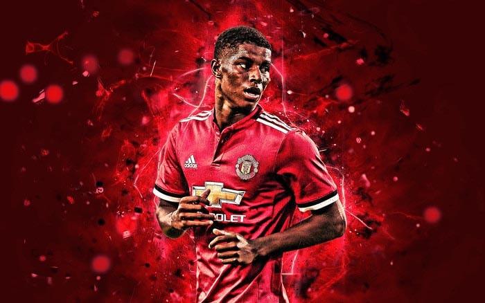 Marcus Rashford HD Desktop Wallpapers At Manchester United