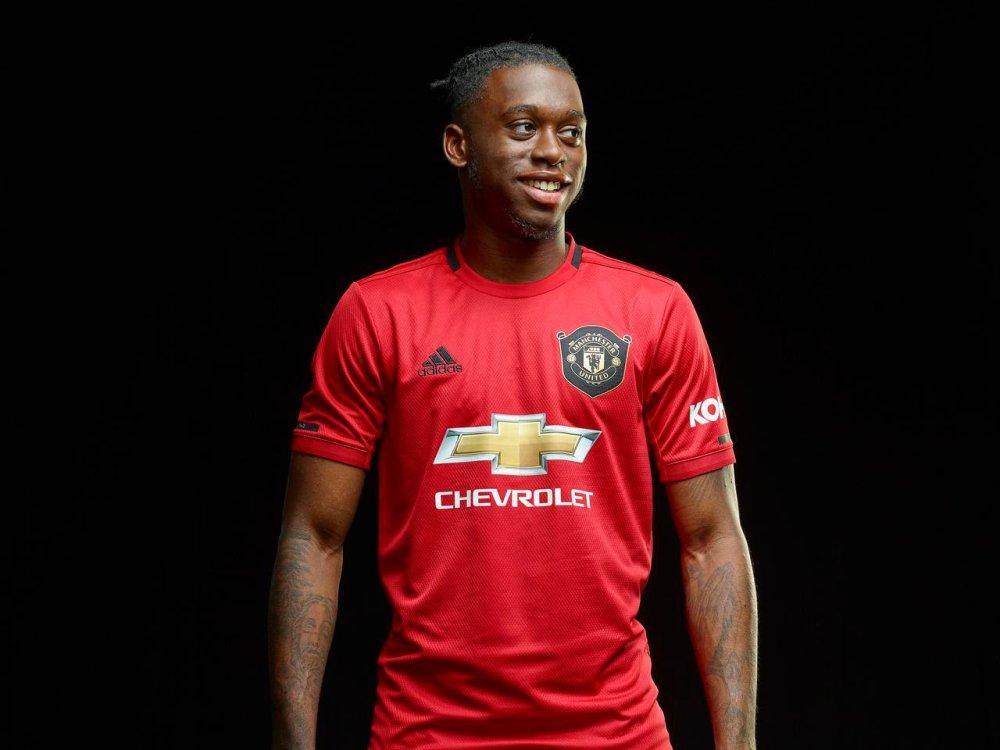 Aaron Wan Bissaka HD Wallpapers At Manchester United