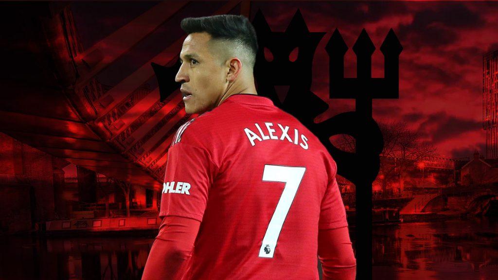 Alexis Sanchez HD Desktop Wallpapers At Manchester United