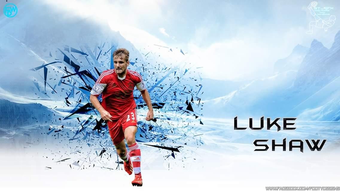 Luke Shaw HD Desktop Wallpapers At Manchester United