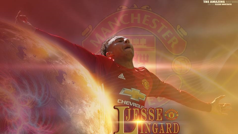Jesse Lingard HD Desktop Wallpapers At Manchester United