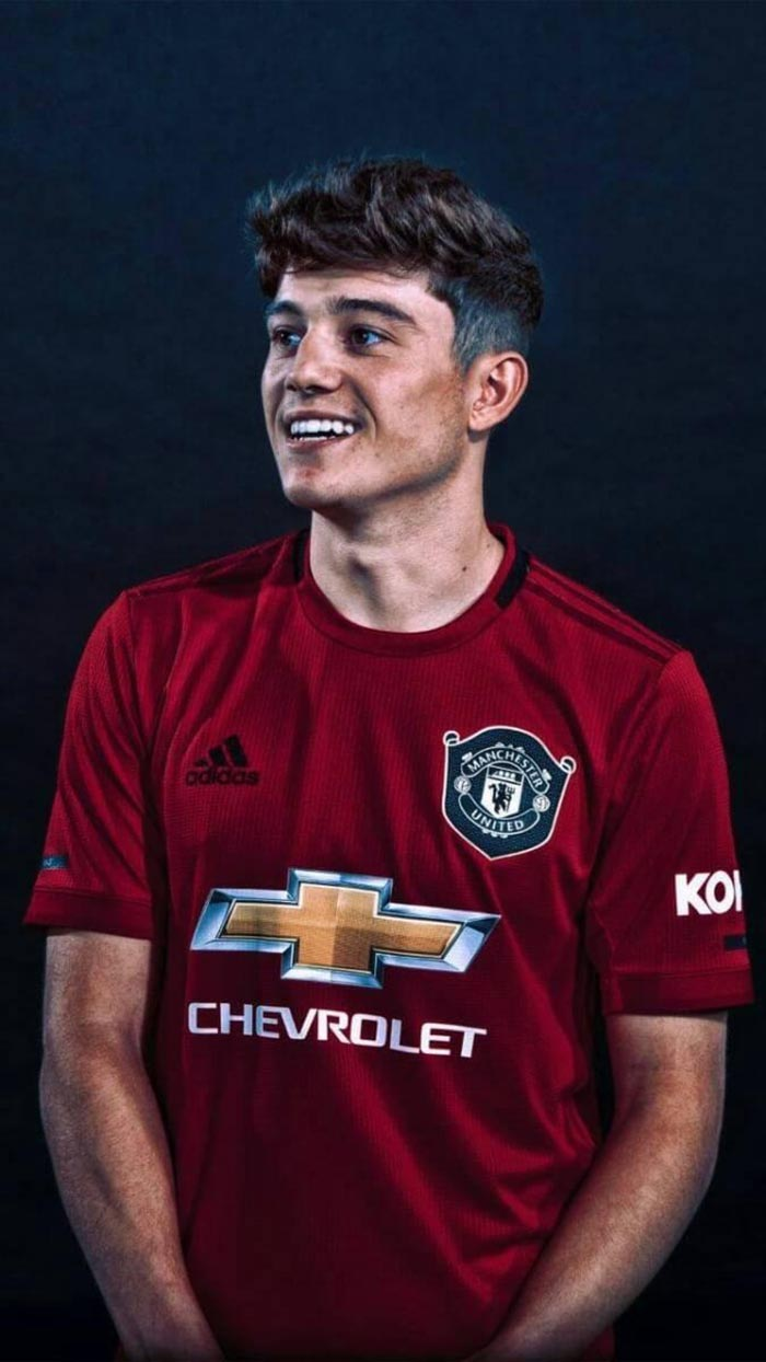 Daniel James HD Wallpapers At Manchester United