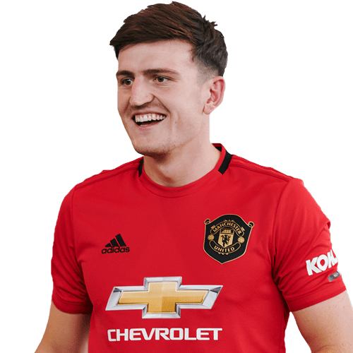 Harry Maguire Player Profile And His Journey To Manchester United Man Utd Core