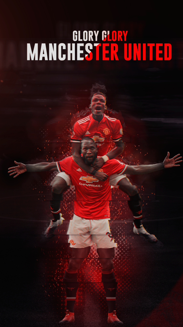 Paul Pogba Hd Mobile Wallpapers At Manchester United Man Utd Core