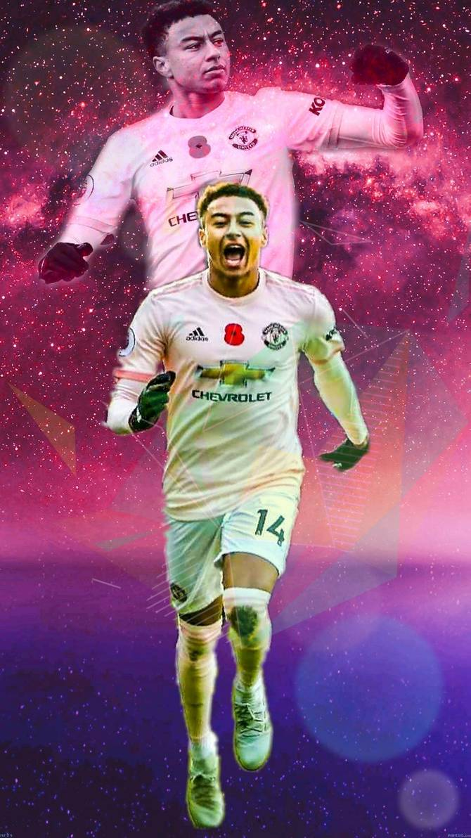 Jesse Lingard Hd Mobile Wallpapers At Manchester United