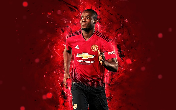 Eric Bailly HD Wallpapers At Manchester United