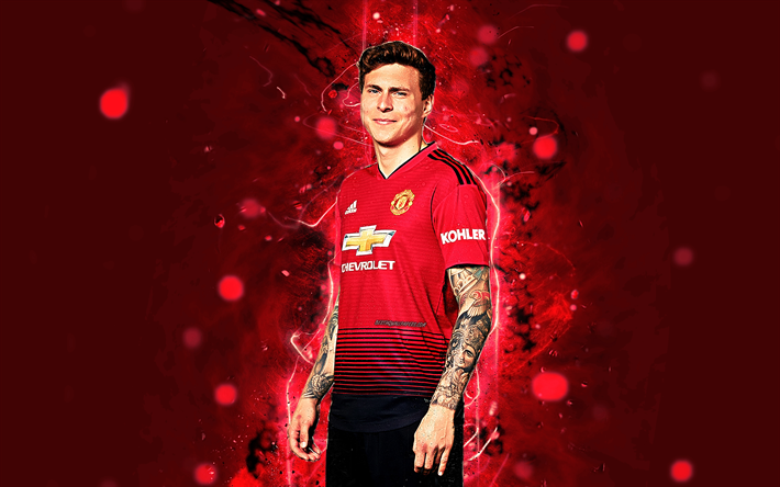 Victor Lindelof HD Desktop Wallpapers At Manchester United