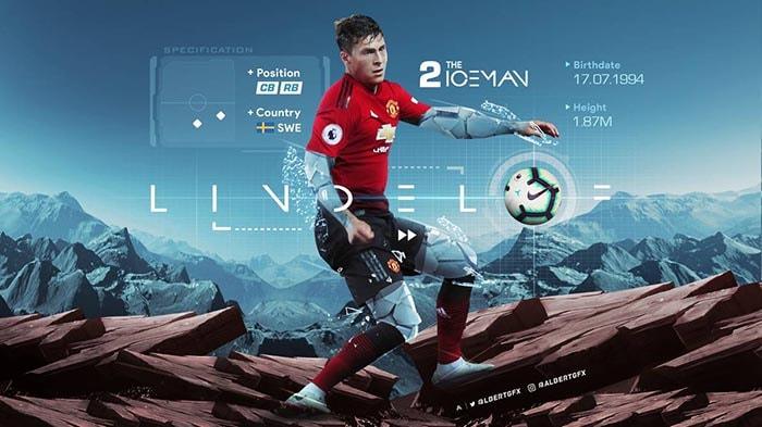 Victor Lindelof HD Desktop Wallpapers At Manchester United