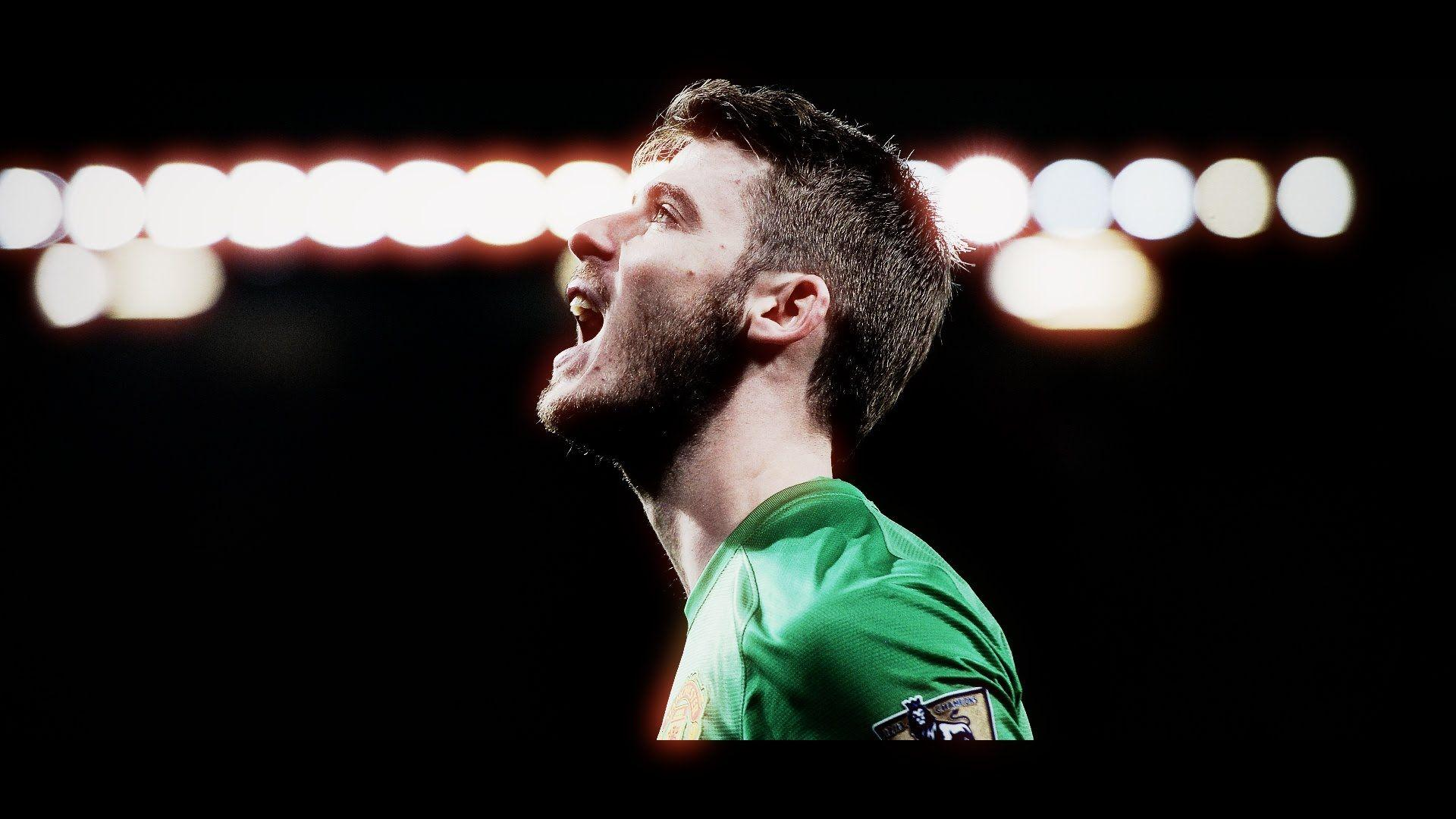 David De Gea HD Desktop Wallpapers At Manchester United