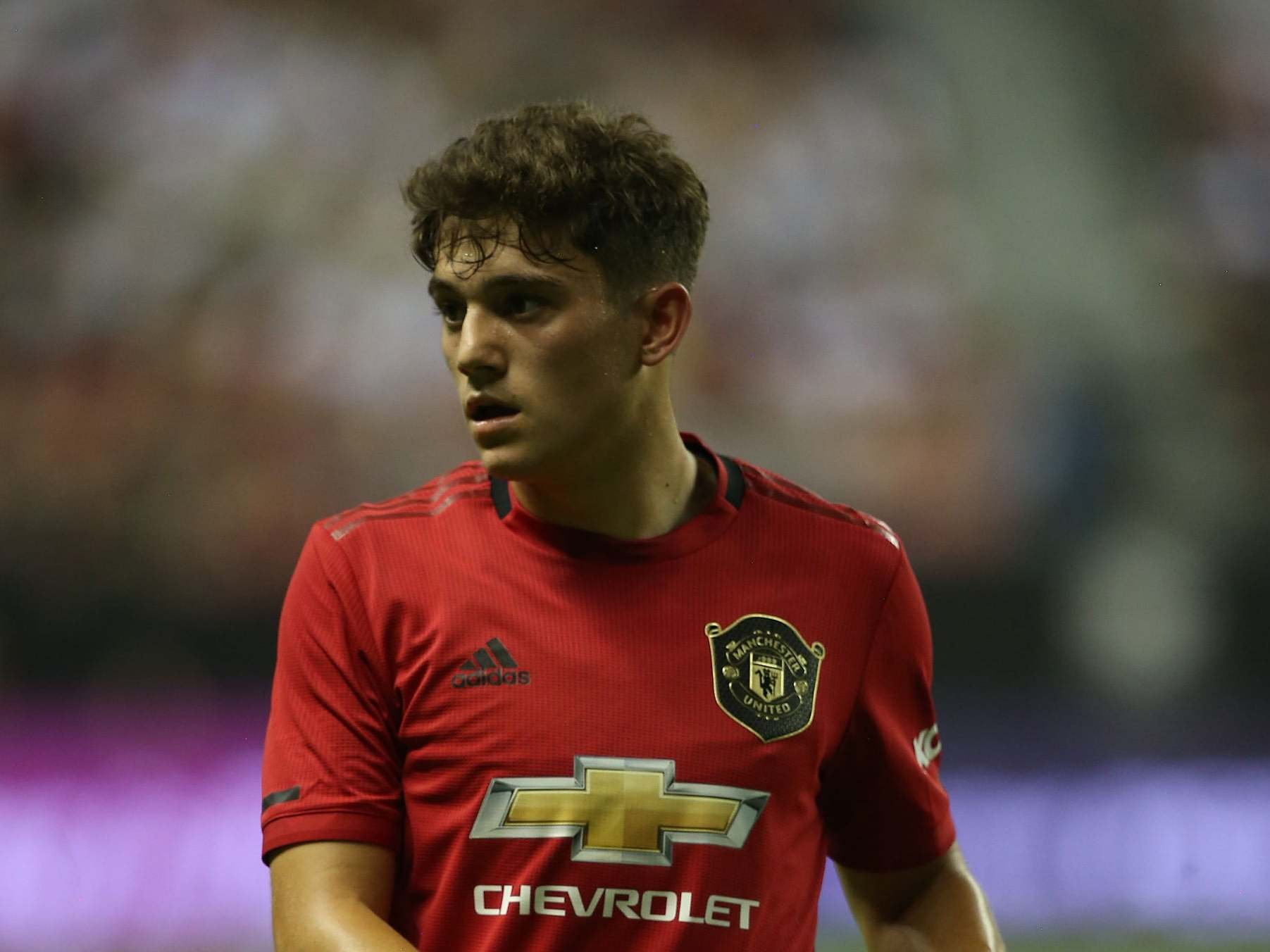 Daniel James Swoops Up August Player Of The Month