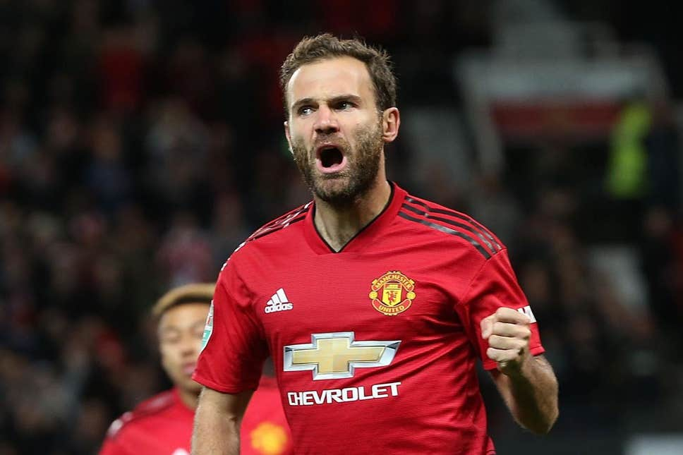 Juan Mata Has Full Faith In Solskjaer