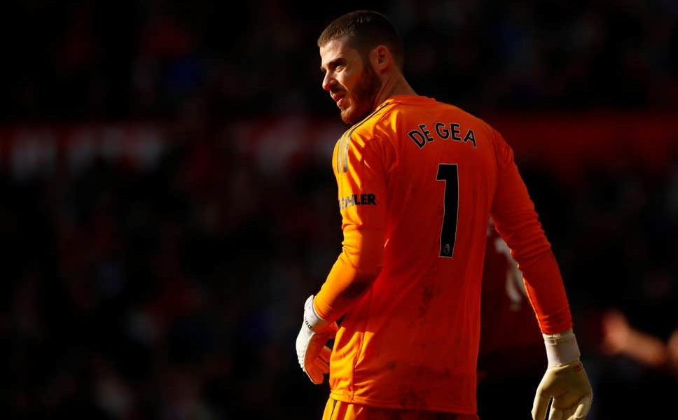 Solskjaer Wants De Gea To Stay