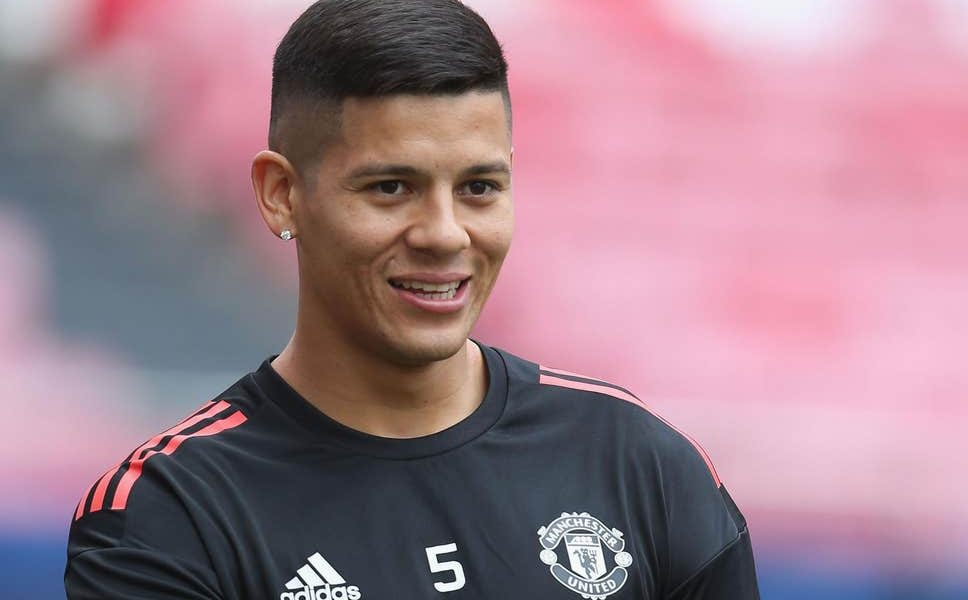 Marcos Rojo Talks Up Exit From Manchester United