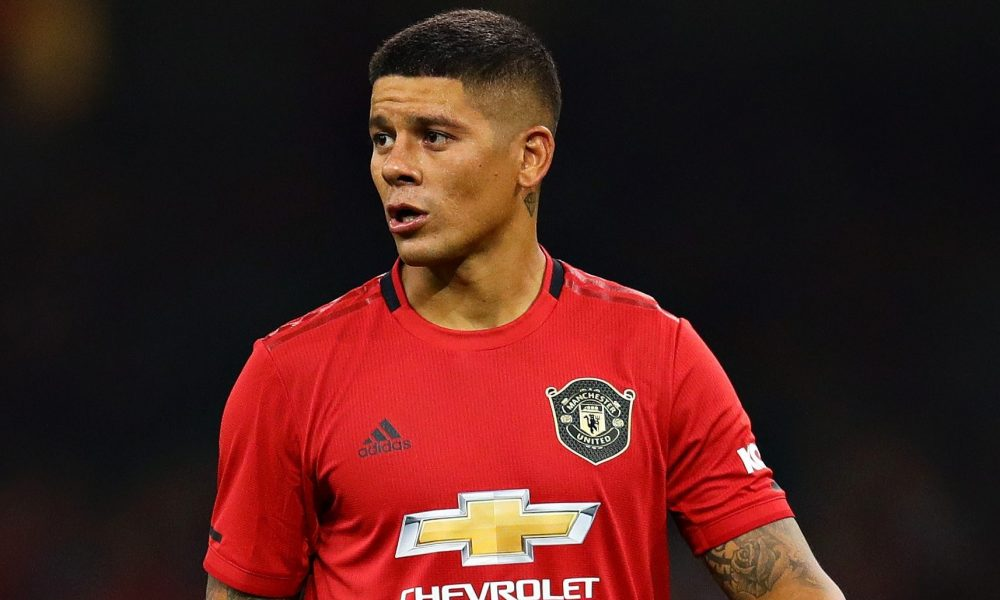 Marcos Rojo Blasted By Giggs