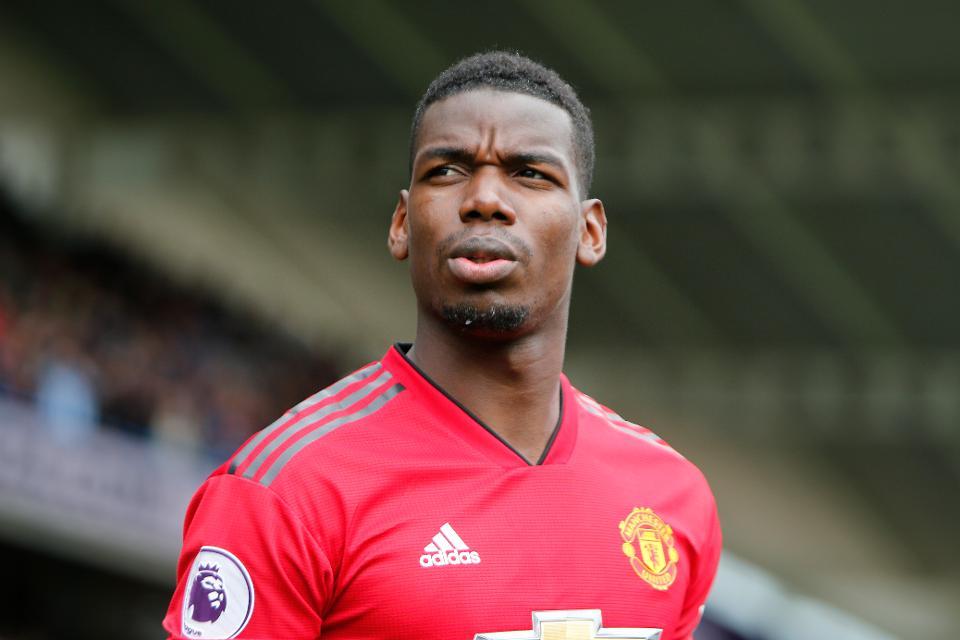 Manchester United Need Pogba According To Moyes