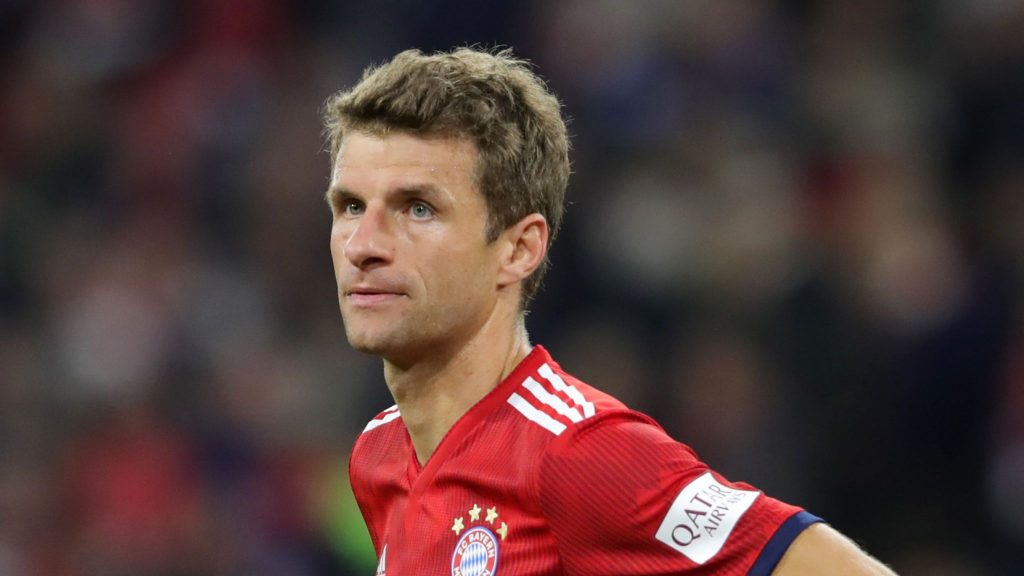 Manchester United Reportedly Make Thomas Muller Enquiry