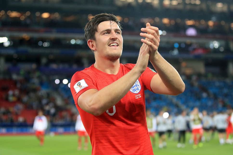Harry Maguire Admits There Is Not Rift In The England