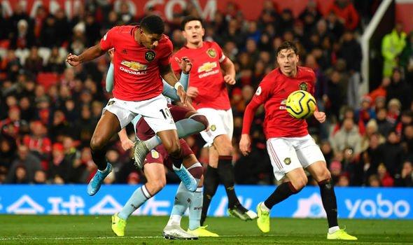 United Play Their Only Pre Season Friendly Against Aston Villa On Saturday