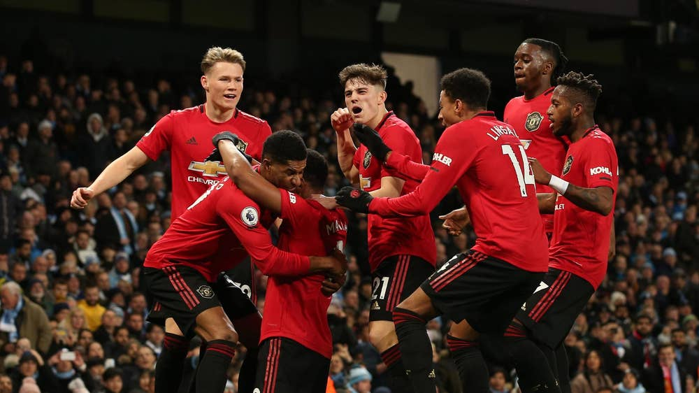 Manchester United Player Ratings Vs Manchester City | Man ...
