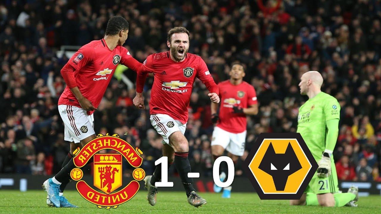 Manchester United 1-0 Wolverhamptom Wanderers: Interesting ...
