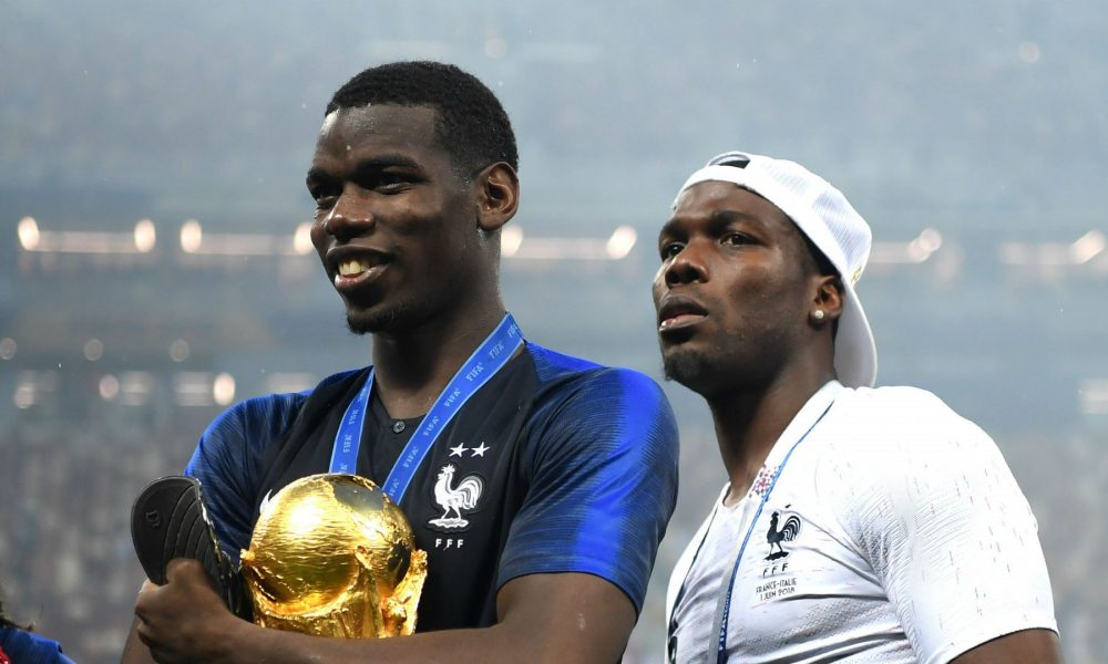 Pogba Wants To Leave Manchester United Claims Stars