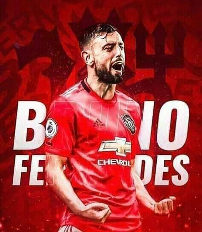 Bruno Fernandes Hd Wallpapers At Manchester United Man Utd Core