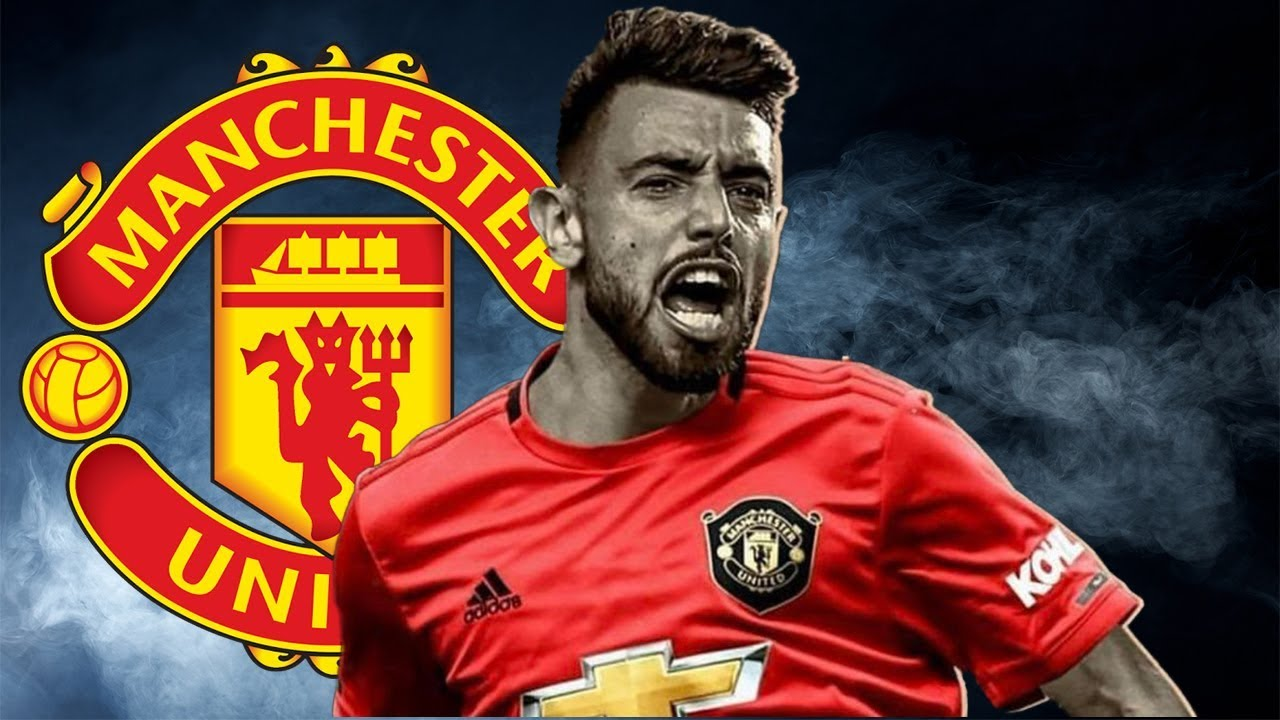 Bruno Fernandes HD Wallpapers At Manchester United