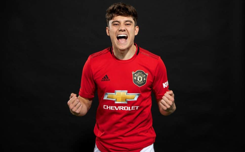 Daniel James Wants Special Connection With Fernandes