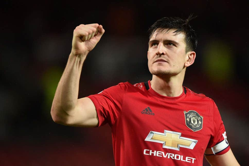 Harry Maguire Receives Praise From Tuanzebe