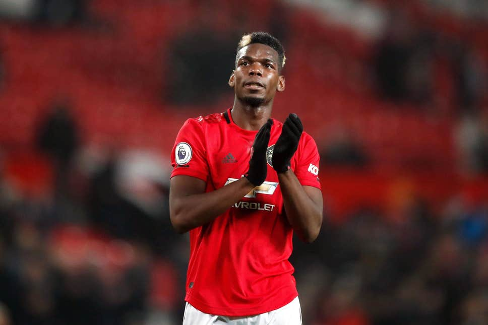 Pogba Cant Wait To Return To Action
