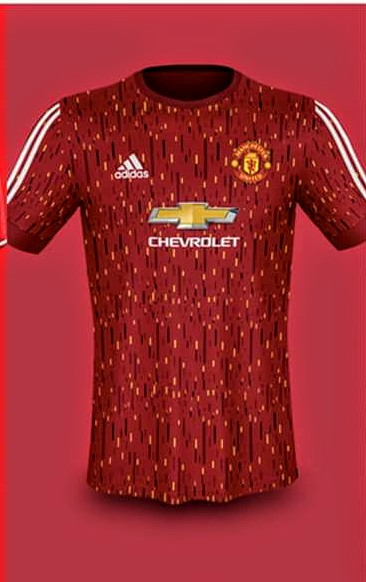 Manchester United S New 2020 2021 Home Shirt Leaked Man Utd Core