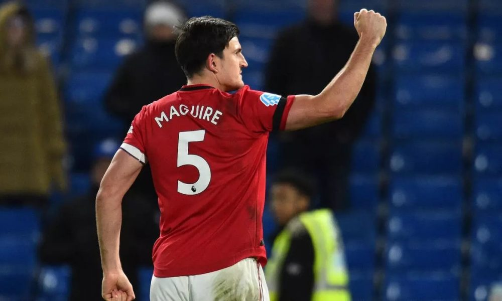 Top 15 Harry Maguire Life Facts : NetWorth, Childhood