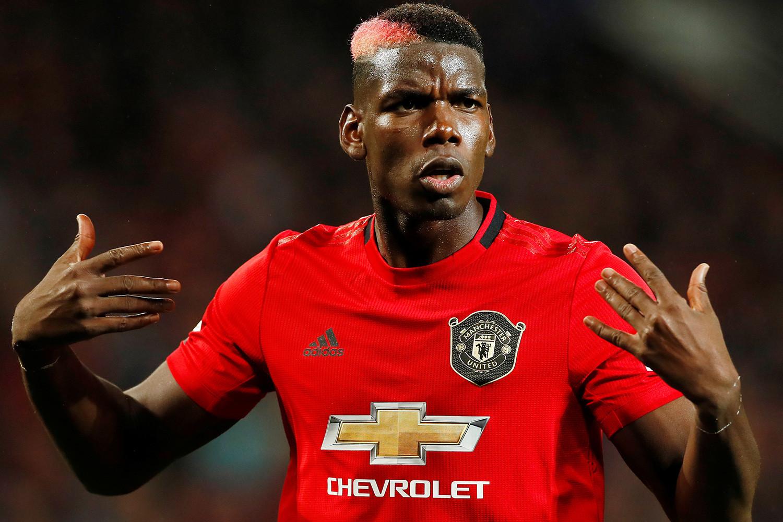 Pogba Attracting Criticism Despite Being Injured