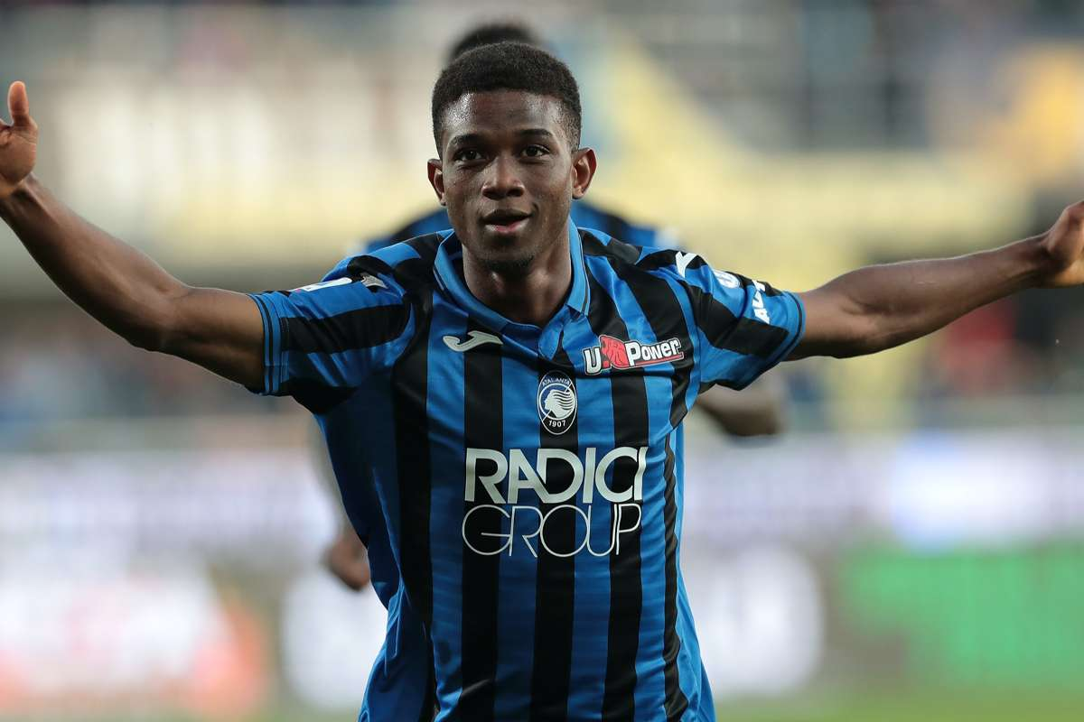 Manchester United sign young Atalanta starlet Amad Traore